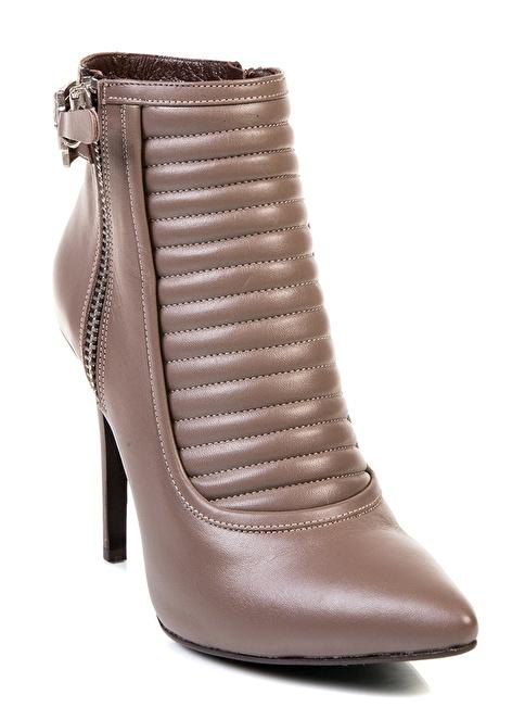 Love'n Fashion Paris Ayakkabı Vizon